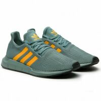 SCARPE ADIDAS ORIGINALS UOMO SWIFT RUN D96643 VERDE NUOVE ORIGINALI SNEAKERS