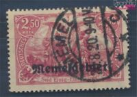 Memelgebiet 13 gestempelt 1920 Aufdruckausgabe (8209708