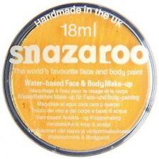 Snazaroo Pintura de cara y cuerpo 18ml a base agua hecho en GB Colores elegir