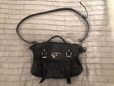 Genuine Mulberry Medium Black Alexa Bag