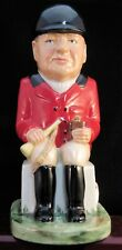 """Bairstow Manor Collectables """"Life And Times Of Winston Churchill - Hunting Pink"""""""