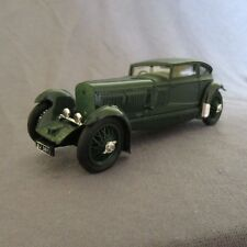 964E Brumm R184 Bentley Six Speed 1928 Vert 1:43