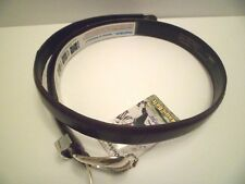 BRAND NEW~Eric Dickerson Magnetic Brown Leather MAGIC BELT Men's size 36   NWT