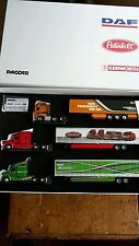 WSI DAF Diecast Commercial Vehicles