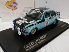 Tourenwagen- & Sportwagen-Modelle in limitierter Auflage von Ford