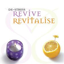 CD Destress Revive Revitalizar de Various Artistas 2cds