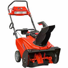 """Simplicity 1222EE (22"""") 250cc Deluxe Single Stage Snow Blower w/ Elec. Start ..."""