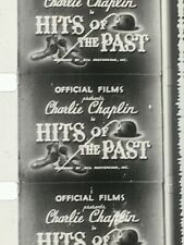 16mm Film HITS OF THE PAST Charlie Chaplin The Property Man  w/Music Track