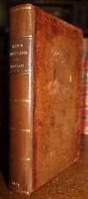 1825 Fauna Americana First Edition Mammiferous Animals North America US R HARLAN