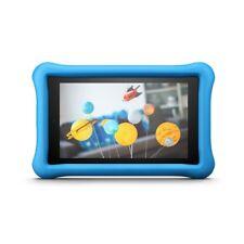 Brand New Blue Bumper Amazon Kindle Fire 7 Case Kids Kid-Proof Case for Fire 7