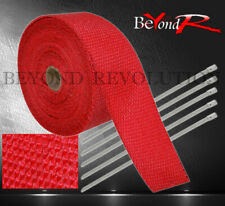 360 30ft Intake Induction Piping Heat Wrap Shield Cover Insulation Reduction Rd