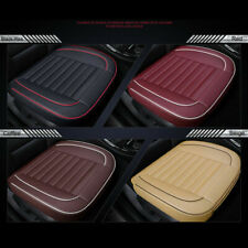 3D Car Seat Cover Cushion PU Leather Breathable Pad Mat for Auto AT2