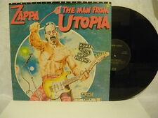 Frank Zappa The man from the Utopia 1983  LP 33 Giri (CAN)