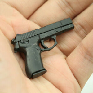 "1:6 Gun Weapon Model 4D Assembling Pistol Model For 12"" Action Figure Toy"