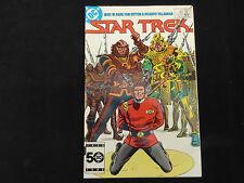 Star Trek - #15 June 1985 DC Comics