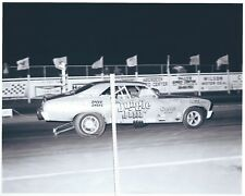 "1960's Drag Racing-""Jungle Jim""s 1969 Chevy Nova Blown Nitro Funny Car-Cecil Cty"