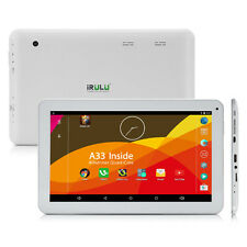 "iRULU 10.1"" Quad Core Android 5.1 Tablet PC Lollipop GMS 1G/16G WIFI Dual Camera"