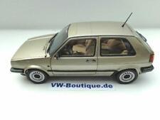 Vw golf CL 1988 1/18 Norev Metálico coleccion