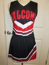FALCONS Adult Medium Cheerleader Uniform Outfit Super Bowl Fun Cheer Costume