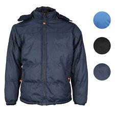 vkwear Juniors Boys Kids Heavyweight Hooded Winter Jacket Coat BIGBEARJR