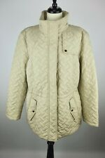NEW Charter Club Women's Quilted Utility Jacket Sedona Dust Size XL MSRP $129