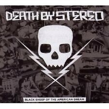 """DEATH BY STEREO """"BLACK SHEEP OF THE AMERICAN DREAM""""  CD NEW+"""