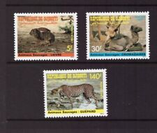 Djibouti MNH 1987 Wild Animals/Nature set mint stamps