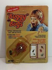RARE Vintage Buggy Bugs Leaf Beetle MOC 1984 Marty Toys