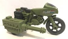 GI Joe 1982 RAM Rapid Fire Motorcycle 100% Complete w Kick Stand Vehicle