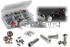 RC Screwz HPI016 HPI Racing Sprint RTR Stainless Steel Screw Kit