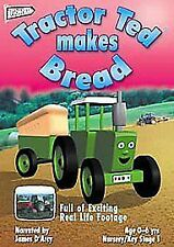 Tractor Ted: Makes Bread [DVD], New DVD, James d'Arcy,