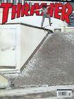 Thrasher Skateboard Magazine      October 2021   Free Stickers