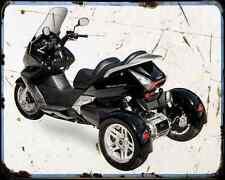 Honda Silverwing Trike Kit  4 A4 Photo Print Motorbike Vintage Aged
