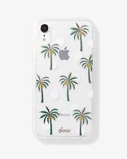 Sonix Iphone Xr Bora Bora Palm Trees Cell Phone Case [Military Drop Test Clear]