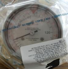 MOELLER COMPOUND PRESSURE GAUGE 0-150PSI RC4ND150C5WRANAG NSN 6685-01-448-2764