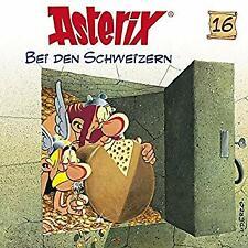 CD * ASTERIX - HSP 16 - ASTERIX BEI DEN SCHWEIZERN # NEU OVP !