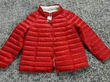 🌟MARINA RINALDI   DOWN Padded Jacket  PLUS size 25  USA W16_IT54_D46_GB20_FR50