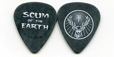 Scum Of The Earth 2005 Biggest Sickest Tour Guitar Pick! custom concert stage