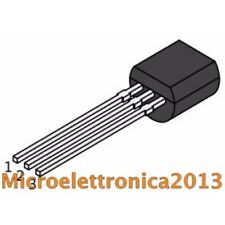 N° 2 - BF244B - Motorola -TO92 - NF/HFVHF- NPN FET  ( POSTA 1 )