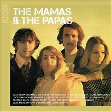 1 CENT CD Icon - The Mamas & the Papas