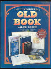 Huxford Old Book Value Identification Price Guide Authors Writers Dust Jackets