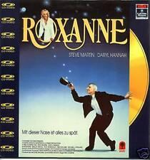 "ROXANNE CD VIDEO / 12"" MIT STEVE MARTIN / DARYL HANNAH"