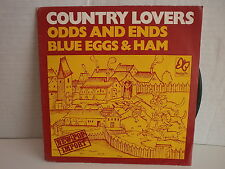 COUNTRY LOVERS Odds and ends BS 017
