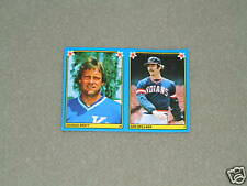 GEORGE BRETT- FLEER Sticker- #98- 1983