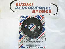 Kawasaki ZX14 APE adjustable cam sprockets. up to 2011.