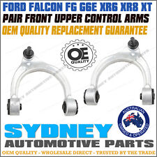 PAIR New Front Upper Control Arm for FORD Falcon FG G6E XR6 XR8 XT LEFT + RIGHT
