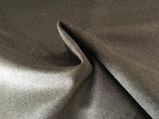 Kravet Dark Grey Micro Suede Upholstery Fabric- Flannelsuede Graphite 7.75 yd