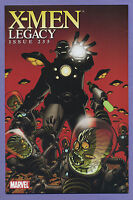 X-Men Legacy #235 (2010) Iron Man By Design Variant [Second Coming] Marvel /