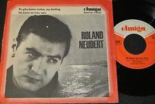 ROLAND NEUDERT Es gibt keine andre, my darling / DDR SP 1965 AMIGA 450527