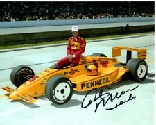 RICK MEARS Signed INDY RACING Photo w/ Hologram COA